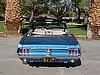 Acapulco Blue 1968 Mustang GT Convertible
