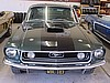Highland Green 1968 428-Cobra Jet Fastback Mustang